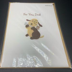 ⚡️5/$30⚡️Papyrus dog deliver newspaper, FD card